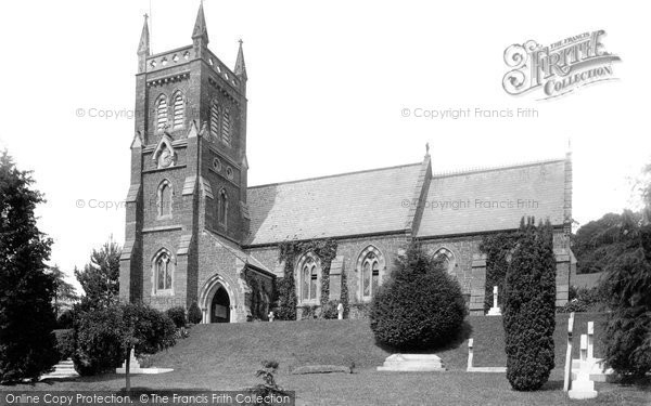 Photo of Collaton St Mary, St Mary's Church 1889