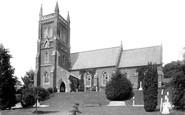 Paignton, Collaton Church 1889