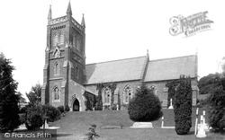 Collaton St Mary, St Mary's Church 1889
