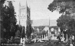 Collaton St Mary, St Mary's Church 1906
