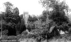 Collaton St Mary, St Mary's Church c.1960