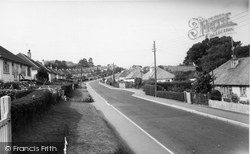 Collaton St Mary, St Mary's Park c.1960