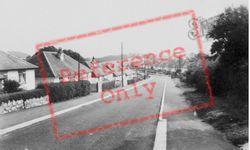 Collaton St Mary, St Mary's Park c.1960, Collaton