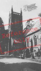 Collaton St Mary, The Church c.1960, Collaton