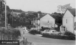 Collaton St Mary, The Village c.1965, Collaton