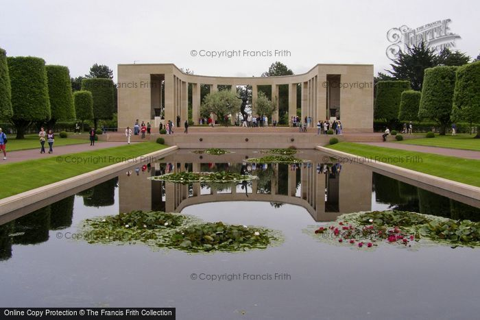Photo of Colleville Sur Mer, American War Cemetery 2008