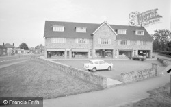 Collingham, Hastings Court 1969