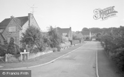 Collingham, Hollybush Green 1969