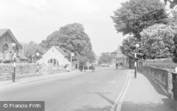 Collingham, Main Road 1958