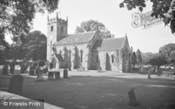 Collingham, St Oswald's Church 1969