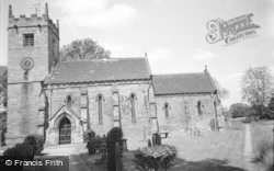 Collingham, The Church 1957