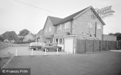 Collingham, The Post Office 1969