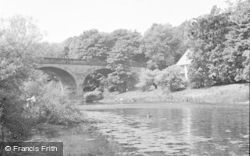 Collingham, The River 1957