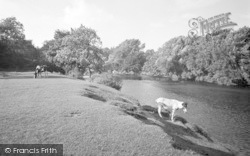 Collingham, The River 1969