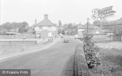 Collingham, The View From The Bridge 1958