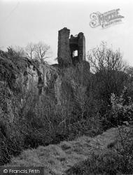 Colmonell, Craigneil Castle 1958