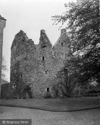 Colmonell, Kirkhill Castle 1958