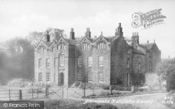 Colne, Alkincoats Hall c.1950