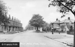 Colne, Four Lane Ends c.1955
