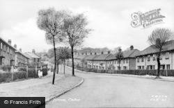 Colne, Harrison Drive c.1955