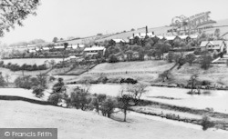 Hartley Hospital And Hartley Homes c.1955, Colne