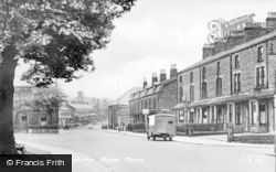 Keighley Road c.1955, Colne