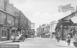 Colne, Market Street c.1955