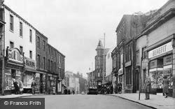 Market Street c.1955, Colne