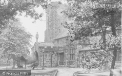 Colne, St Bartholomew's Church c.1950