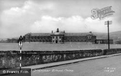 The Grammar School c.1955, Colne