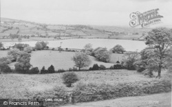 Colne, The View From Red Lane c.1955