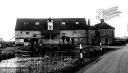 Colney Street, Moor Mill c.1955