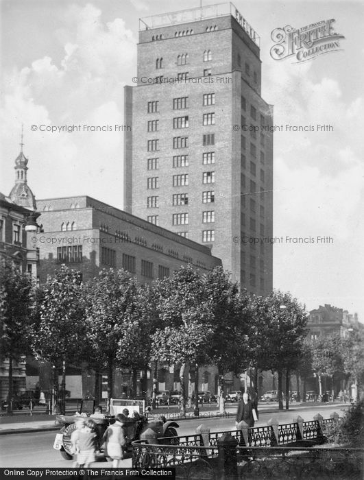 Photo of Cologne, The Hochhaus c.1930