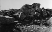 Isle Of Colonsay, Dun Cholla 1955
