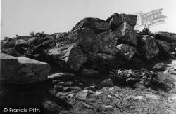 Colonsay, Dùn Cholla 1955