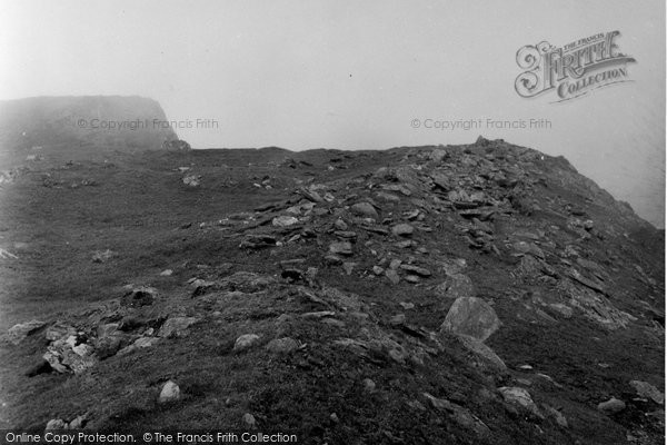 Isle Of Colonsay, Dun Uragaig 1955