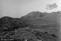 Colonsay, Dùn Uragaig, Entrance 1955