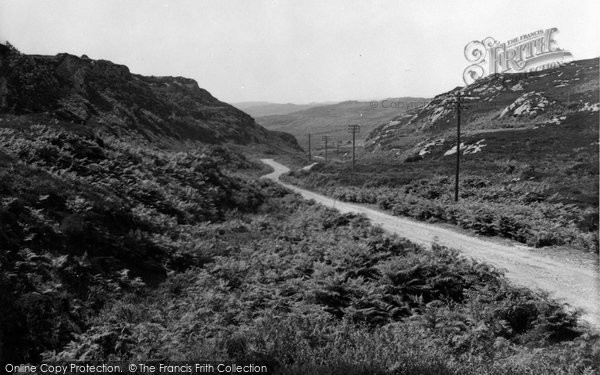 Isle Of Colonsay, south of Scalasaig c1950