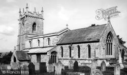 St John The Baptist Church c.1960, Colsterworth