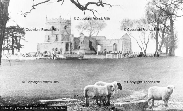 Photo of Colston Bassett, St Mary's Church (In Ruin) c.1950