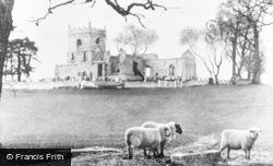 St Mary's Church (In Ruin) c.1950, Colston Bassett