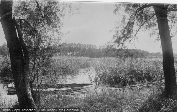 Photo of Coltishall, A Norfolk Dyke 1902