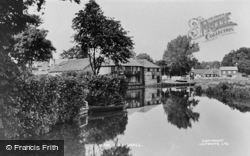 Coltishall, A River View c.1930