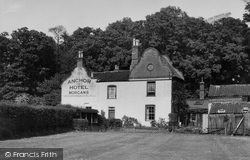 Coltishall, Anchor Hotel 1950