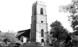 Coltishall, Church Of St John The Baptist c.1955