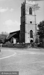 Coltishall, Church Of St John The Baptist c.1960