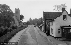 Church Street c.1965, Coltishall