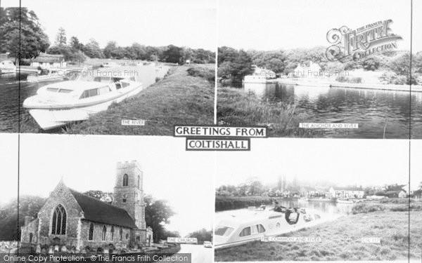 Photo of Coltishall, Composite c.1965