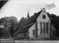 Coltishall, Great Hautbois Church c.1930