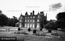 Horstead Hall c.1930, Coltishall